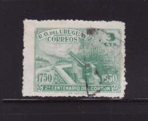 Uruguay 582 U Cannon