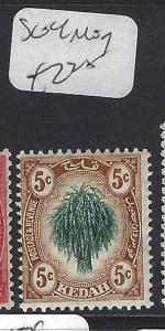 MALAYA KEDAH (PP0502B)     LEAF 5C  SG 4   MOG