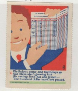 United States - Banking Vignette - Thrifty Alexander #6 of 50 NG