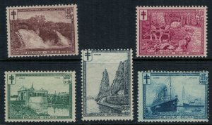 Belgium #B93-7* CV $9.95