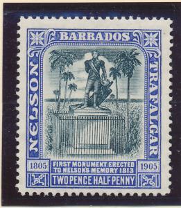 Barbados Stamp Scott #112, Mint Hinged - Free U.S. Shipping, Free Worldwide S...