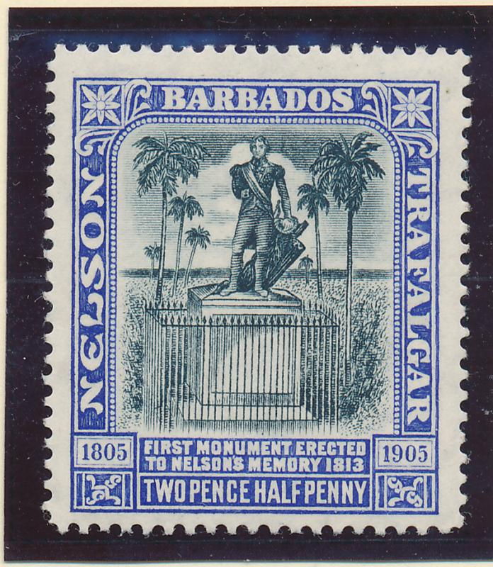 Barbados Stamp Scott #112, Mint Hinged - Free U.S. Shipping, Free Worldwide S...