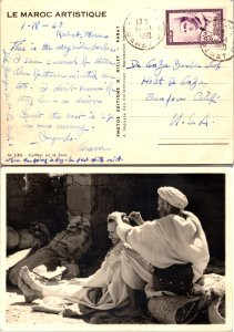 Morocco, Picture Postcards