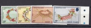 1978 CHRISTMAS GILBERT ISLANDS  MNH COMPLETE SET