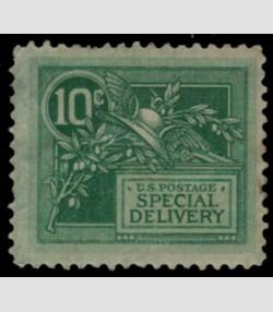 US Stamp #E7 MH - Special Delivery Single