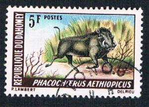 Dahomey 252 Used Warthog (BP1002)