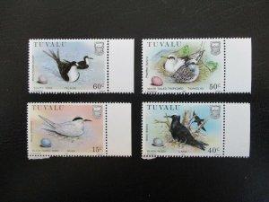 Tuvalu #287-90 Mint Never Hinged (N7M4) - Stamp Lives Matter! 2