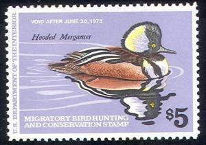 momen: US Stamps #RW45 Mint NH OG XF-S PSE Cert