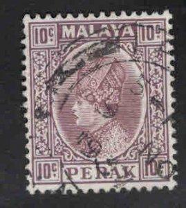 MALAYA Perak Scott 75 Used stamp