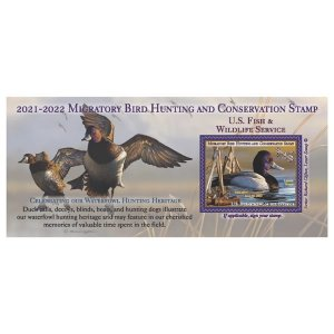 #RW88a 2021 Federal Duck Stamp (After June 25 2021) - MNH