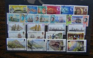 Pitcairn Island 1961 1997 Return Discovery Bligh Mail boats Cave etc Used