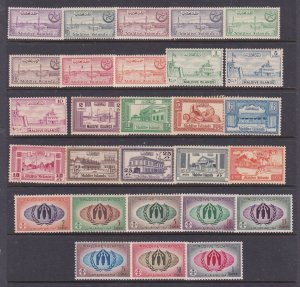 Maldives a mint lot with sets ,earlies