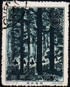 China. 1958 8f S.G.1794 Fine Used