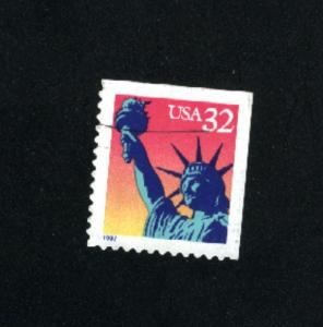 USA # 3122  4 used 1997 PD .08