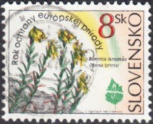 Slovakia #207 Used