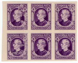 (I.B) Czechoslovakia Cinderella : Halierov 30h (1939)