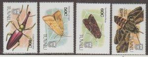 Tuvalu Scott #566-569 Stamps - Mint NH Set
