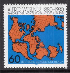 Germany Berlin 9N451 MNH VF