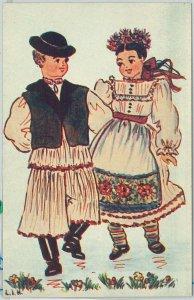 64900 - ROMANIA - POSTAL HISTORY: POSTAL STATIONERY CARD - DANCING Music