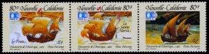 New Caledonia 1992 Scott #C233a Mint Never Hinged