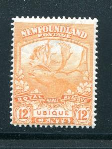 Newfoundland #123 Mint F-VF NH  - Lakeshore Philatelics