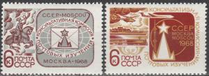 Russia #3483-4  MNH