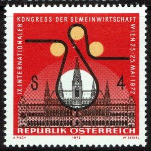 Austria #922  MNH - Vienna City Hall (1972)