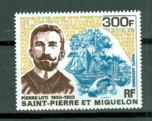 ST.PIERRE & MIQUELON LOTI  #C44...MNH...$60.00