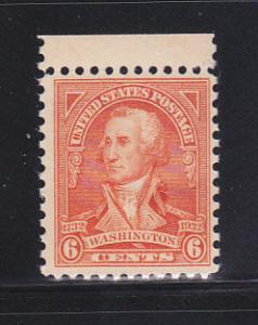 United States 714 MNH George Washington