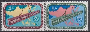 UN #79-80 MNH VF (ST718)