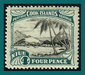 Niue 1944 Avarua Harbour, MNH  #81,SG93