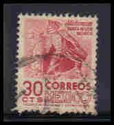 Mexico Used Very Fine ZA5611