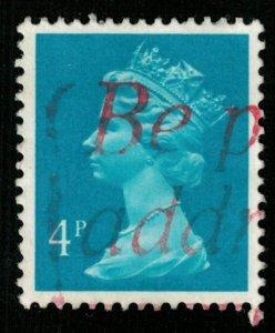 Queen, 4p, Great Britain (T-4748)