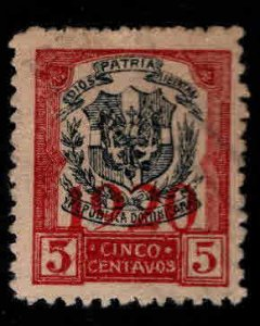 Dominican Republic Scott 223 Used coat of arms stamp