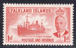 FALKLAND ISLANDS SCOTT 108
