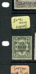 MALAYA KEDAH   (PP2204B)  MBE 2C SG 41      MOG