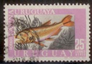 Uruguay 1968 SC# C337 Used L394