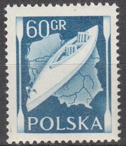 Poland #731 MNH  (K1044)