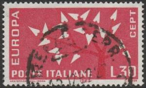 Italy, #860  Used From 1962