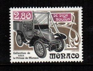 Monaco  1911  MNH  cat $ 1.25