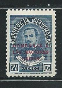 Guatemala C230 1959 UN single MNH