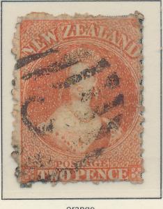 New Zealand Stamp Scott #43, Used - Free U.S. Shipping, Free Worldwide Shippi...