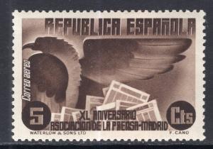 Spain C75 MNH VF