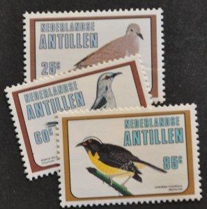 DYNAMITE Stamps: Netherlands Antilles Scott #459-461 – MNH