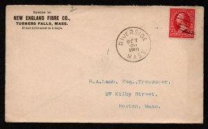 $Riverside DPO 3 Sc#279b Oct. 29, 1901