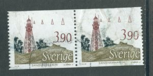 Sweden 1722  Used Pair (7