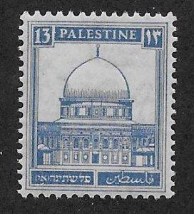 PALESTINE SC# 74  VF/MLH