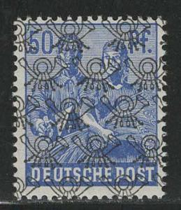 Germany AM Post Scott # 629, mint nh