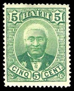 HAITI-a-Pre 1900 (to 66) 24  Mint (ID # 80250)
