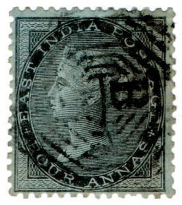 (I.B) India Postal : East India 4a (SG 35)